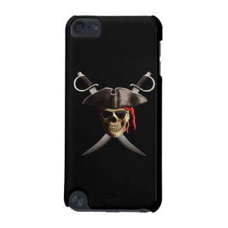 Pirate Skull And Swords iPod Touch (5th Generation) Cases