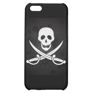 Pirate Skull iPhone 5C Case