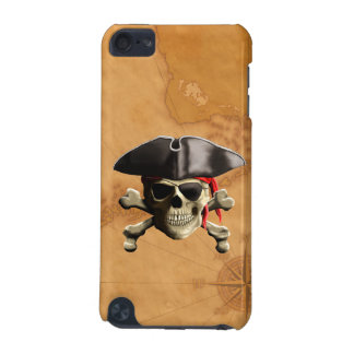 Pirate Skull iPod Touch 5G Case