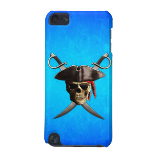 Pirate Skull Swords iPod Touch 5G Case