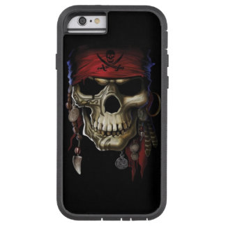 Pirate Skull Tough Xtreme iPhone 6 Case