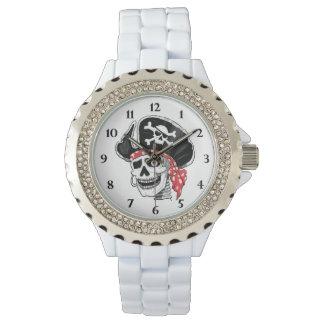 Pirate Skull Wristwatches