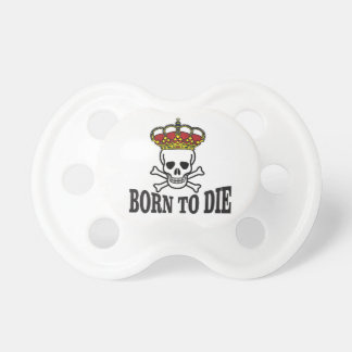 pirate slogan baby pacifiers