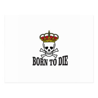 pirate slogan postcard
