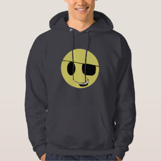 Pirate Smiley 2 Shirt