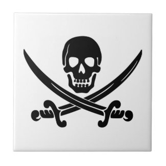 Pirate Tile