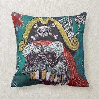 Pirate Treasure Map Pillow