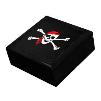 Pirate Trinket/Giftbox Gift Box