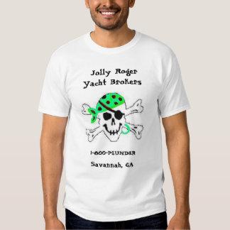 Pirate Yachts II T-shirt