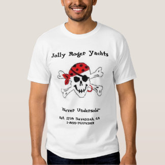Pirate Yachts Tees