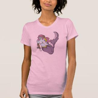Pirate Zombie Mermaid T-Shirt