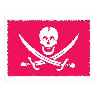 PirateLife,Postcard Postcard