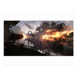 pirates big.jpg postcard