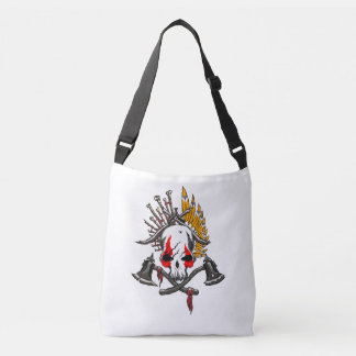 Pirates Custom All-Over-Print Cross Body Bag
