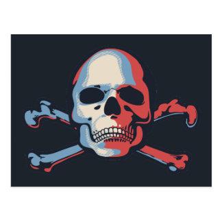 Pirates for Change Postcard