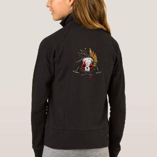 Pirates Girls' Boxercraft Sports Jacket, Black Jacket