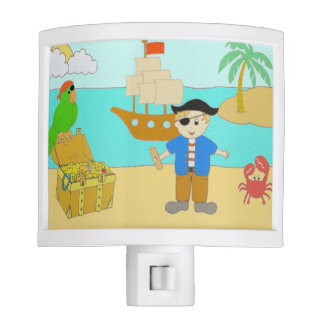 Pirates Nite Lights