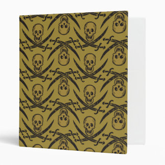 Pirates of the Caribbean 5 | Beware - Pattern 3 Ring Binders