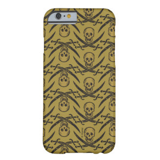 Pirates of the Caribbean 5 | Beware - Pattern Barely There iPhone 6 Case