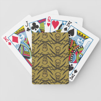 Pirates of the Caribbean 5 | Beware - Pattern Bicycle Playing Cards