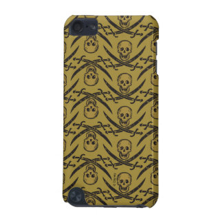 Pirates of the Caribbean 5   Beware - Pattern iPod Touch (5th Generation) Case
