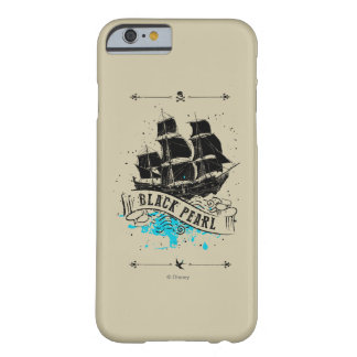 Pirates of the Caribbean 5 | Black Pearl Barely There iPhone 6 Case