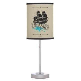 Pirates of the Caribbean 5 | Black Pearl Desk Lamps