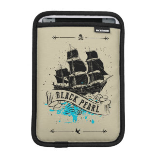 Pirates of the Caribbean 5 | Black Pearl iPad Mini Sleeve