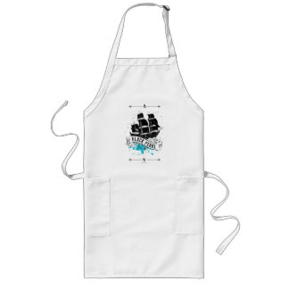Pirates of the Caribbean 5 | Black Pearl Long Apron