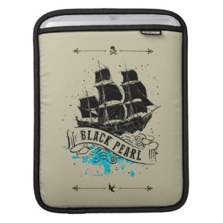 Pirates of the Caribbean 5 | Black Pearl Sleeve For iPads