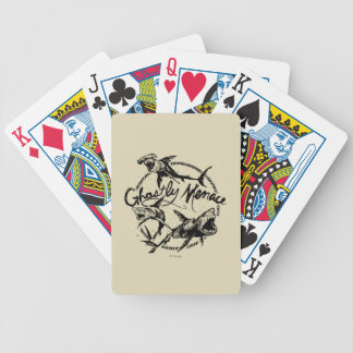 Pirates of the Caribbean 5 | Ghostly Menace Bicycle Playing Cards