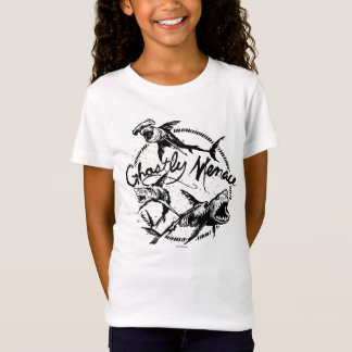Pirates of the Caribbean 5 | Ghostly Menace T-Shirt