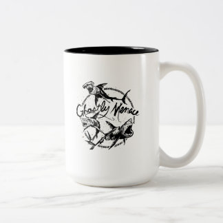 Pirates of the Caribbean 5 | Ghostly Menace Two-Tone Coffee Mug