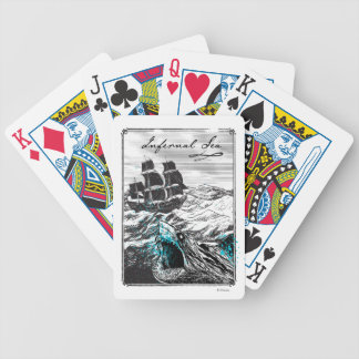 Pirates of the Caribbean 5 | Infernal Sea Bicycle Playing Cards