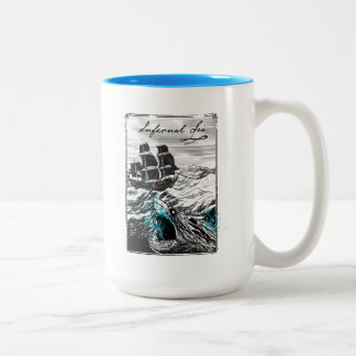 Pirates of the Caribbean 5 | Infernal Sea Two-Tone Coffee Mug