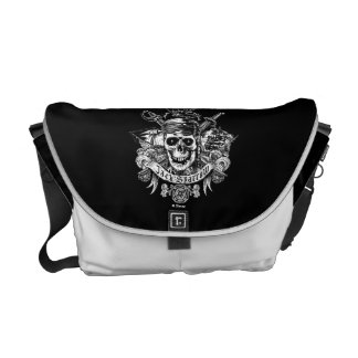 Pirates of the Caribbean 5 | Jack Sparrow Skull Commuter Bag