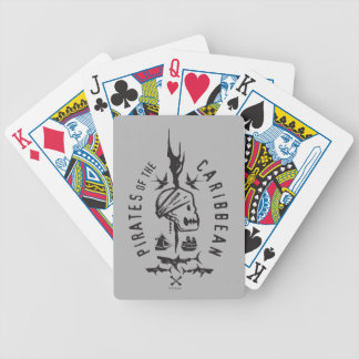 Pirates of the Caribbean 5 | Keep To The Code Bicycle Playing Cards