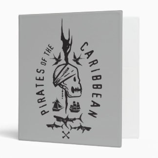 Pirates of the Caribbean 5 | Keep To The Code Vinyl Binder