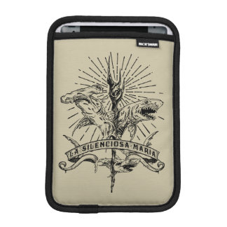 Pirates of the Caribbean 5 | La Silenciosa Maria iPad Mini Sleeve