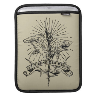 Pirates of the Caribbean 5 | La Silenciosa Maria iPad Sleeve