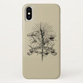 Pirates of the Caribbean 5 | La Silenciosa Maria iPhone X Case
