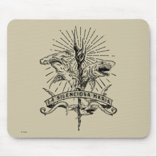 Pirates of the Caribbean 5 | La Silenciosa Maria Mouse Pad