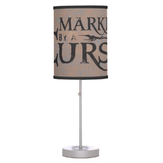 Pirates of the Caribbean 5 | Marked By A Curse Desk Lamp