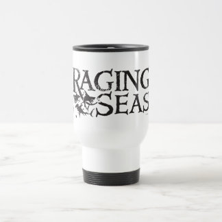 Pirates of the Caribbean 5 | Raging Seas Black Travel Mug