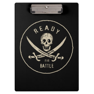 Pirates of the Caribbean 5 | Ready For Battle Clipboard