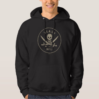 Pirates of the Caribbean 5   Ready For Battle Hoodie