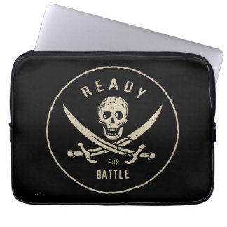 Pirates of the Caribbean 5 | Ready For Battle Laptop Sleeve
