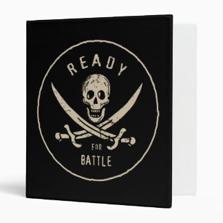 Pirates of the Caribbean 5 | Ready For Battle Vinyl Binders