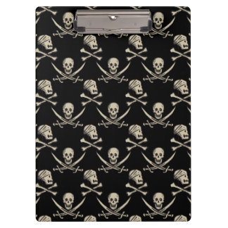 Pirates of the Caribbean 5 | Rogue - Pattern Clipboard