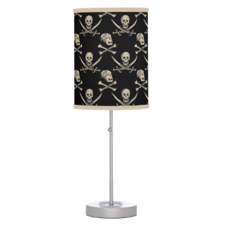Pirates of the Caribbean 5 | Rogue - Pattern Desk Lamp